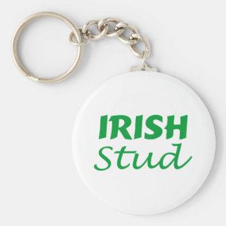 Irish Stud Key Ring