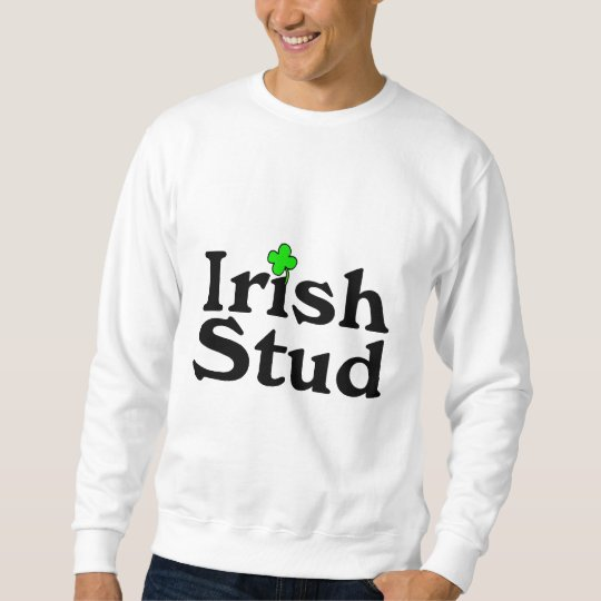 Irish Stud Sweatshirt
