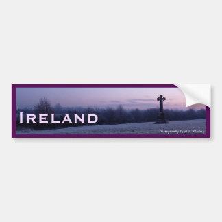 Irish Sunrise Bumper Sticker