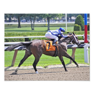 Irish Sweepstakes with Rajiv Maragh Photo Print