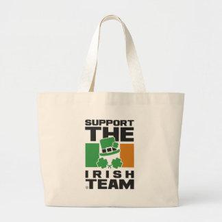 IRISH TEAM SACS EN TOILE