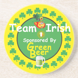 Irish Team Coaster