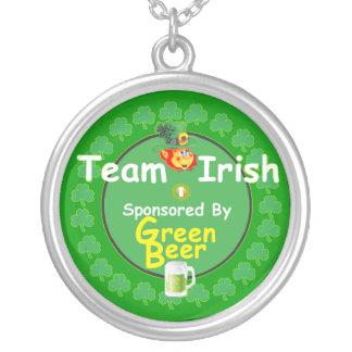 Irish Team Necklace