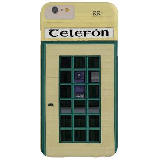 Irish Telephone Box on iPhone 6/6s Plus Case