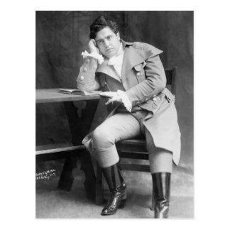 Irish Tenor John McCormack: 1910 Postcard