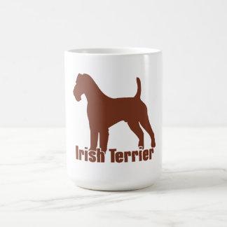 Irish Terrier Basic White Mug