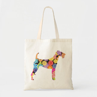 Irish Terrier Budget Tote Bag