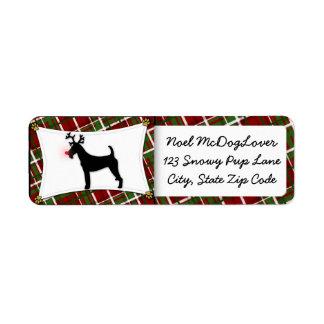 Irish Terrier Christmas