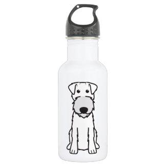 Irish Terrier Dog Cartoon 532 Ml Water Bottle