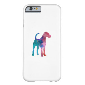 Irish Terrier in watercolor Barely There iPhone 6 Case