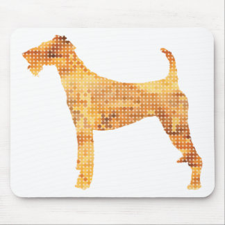 Irish Terrier Mouse Pad