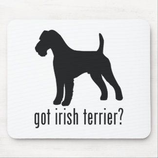 Irish Terrier Mouse Pads