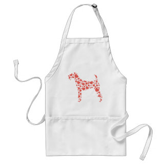 Irish Terrier Standard Apron