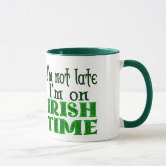 Irish Time Late Saying