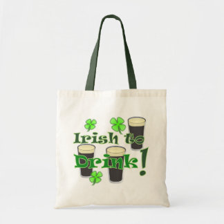 Irish to Drink - for St Patricks