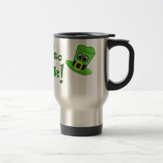 Irish to Drink - for St Patricks Day Travel Mug