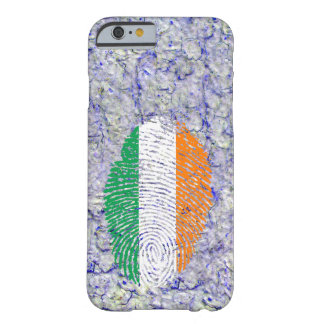 Irish touch fingerprint flag barely there iPhone 6 case