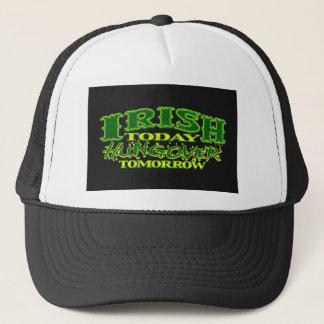 irish trucker hat