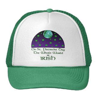 Irish Trucker Hats