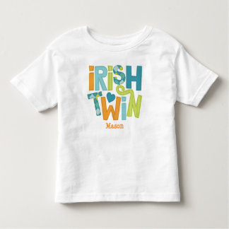 Irish Twin T-shirt for Kids