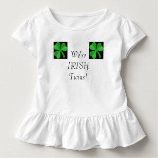 Irish twins shirt