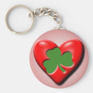 Irish Valentine Keychain