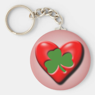 Irish Valentine Keychains