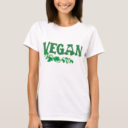 Irish Vegan T-Shirt