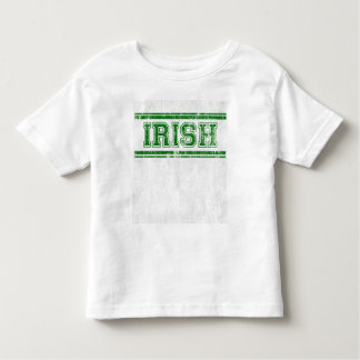 Irish Vintage Varsity DS Toddler T-Shirt