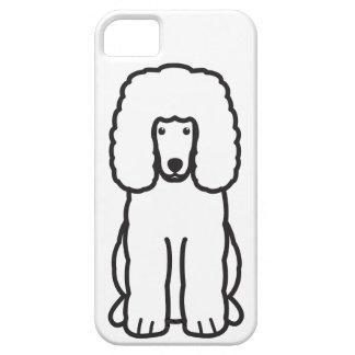 Irish Water Spaniel Dog Cartoon iPhone 5 Case