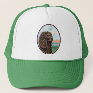 Irish Water Spaniel Hats