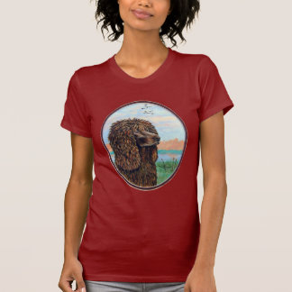 Irish Water Spaniel Tee Shirt