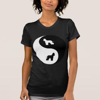 Irish Water Spaniel Yin Yang T-Shirt