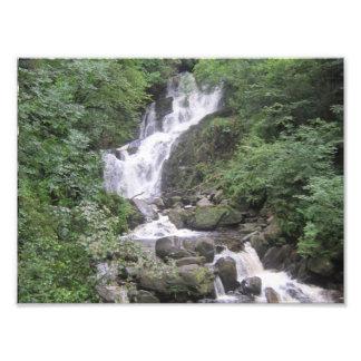 Irish Waterfall Photo Print
