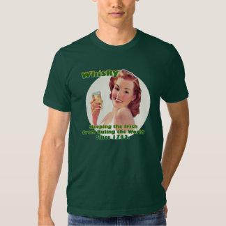 Irish Whisky T-shirt