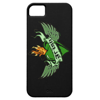 Irish Winged Heart iPhone 5 Case
