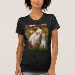 Irish Wolfhound 6 - Windflowers T Shirt