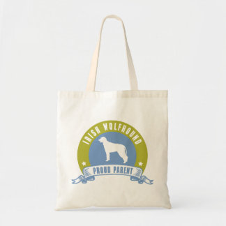 Irish Wolfhound Budget Tote Bag