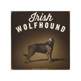 Irish Wolfhound Canvas Prints