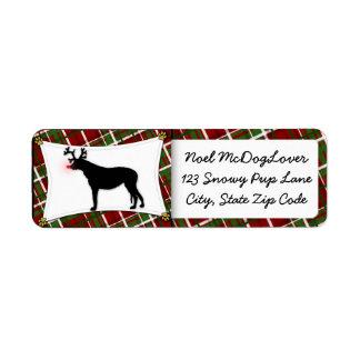 Irish Wolfhound Christmas
