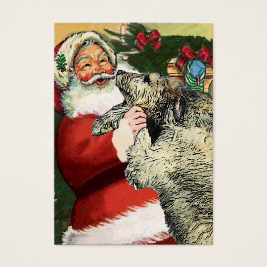Irish Wolfhound Christmas Gifts
