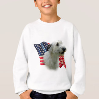 Irish Wolfhound Flag Sweatshirt