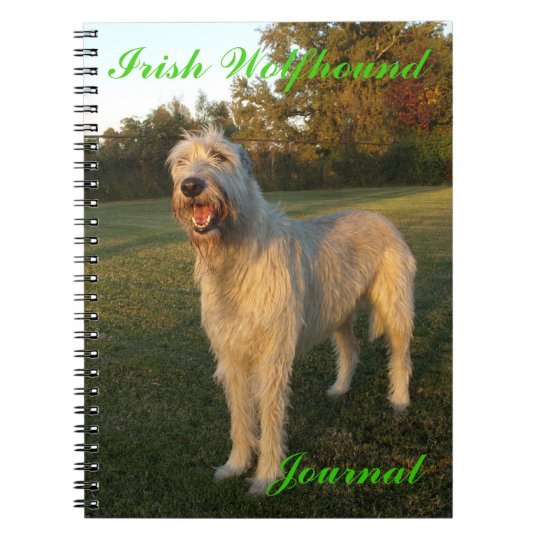 Irish Wolfhound Journal