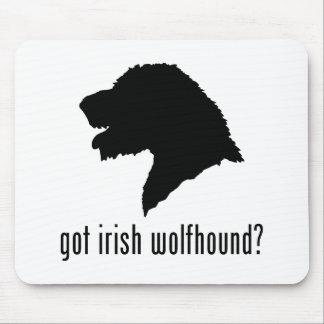 Irish Wolfhound Mouse Pad