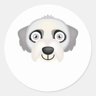 Irish Wolfhound - My Dog Oasis Sticker