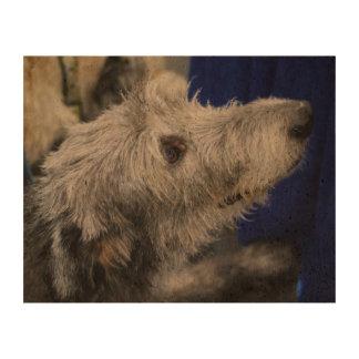 Irish Wolfhound Cork Paper Prints
