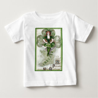 Irish Woman Ireland Shamrock Riverdance T Shirts