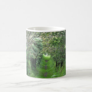 Irish Woodlands in Ireland Coffee Mug