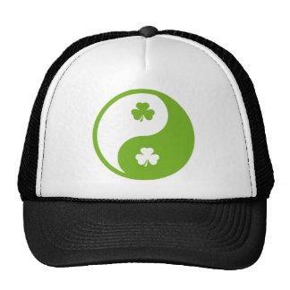 irish ying and yang hats