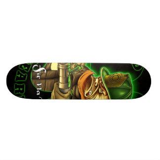 irishfirefighter 20 cm skateboard deck